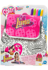 Soy Luna Color Me Mine Sequeen Trendy