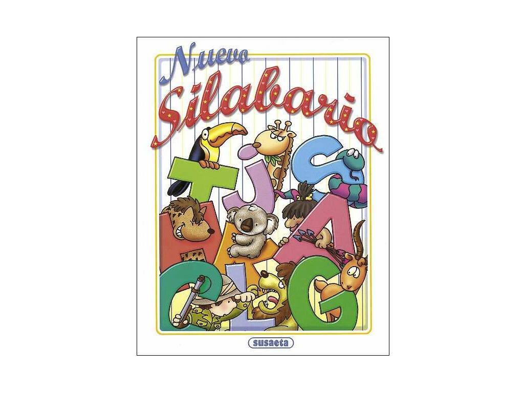 Libro Nuevo Silabario Susaeta S0222