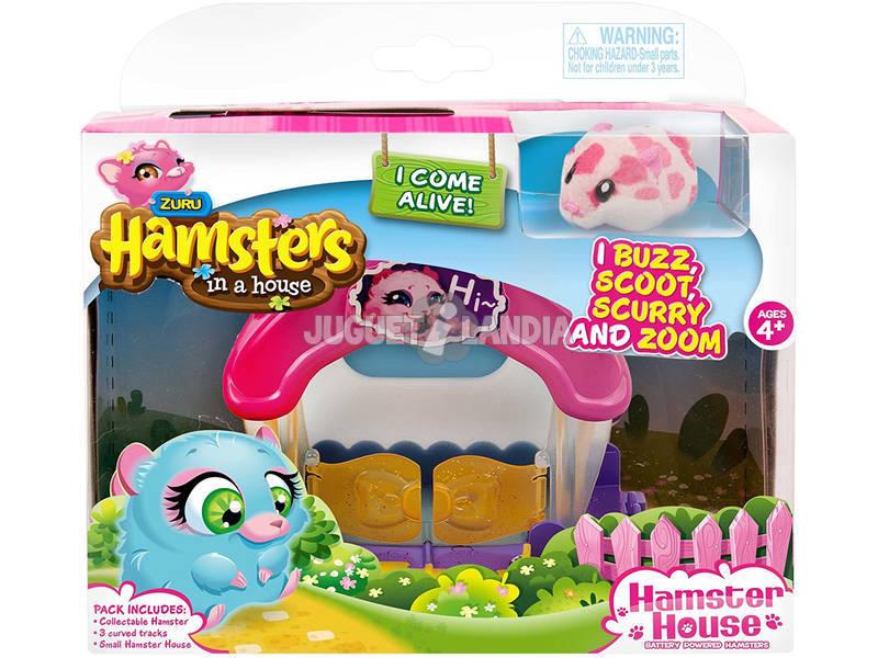 Playset Casita Hamster