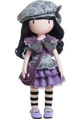 32 cm Gorjuss De Santoro Kleine Violette Puppe