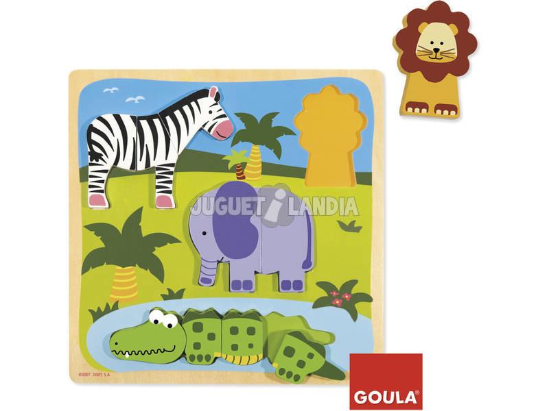 Puzzle Selva