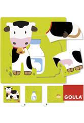 Puzzle Vaca