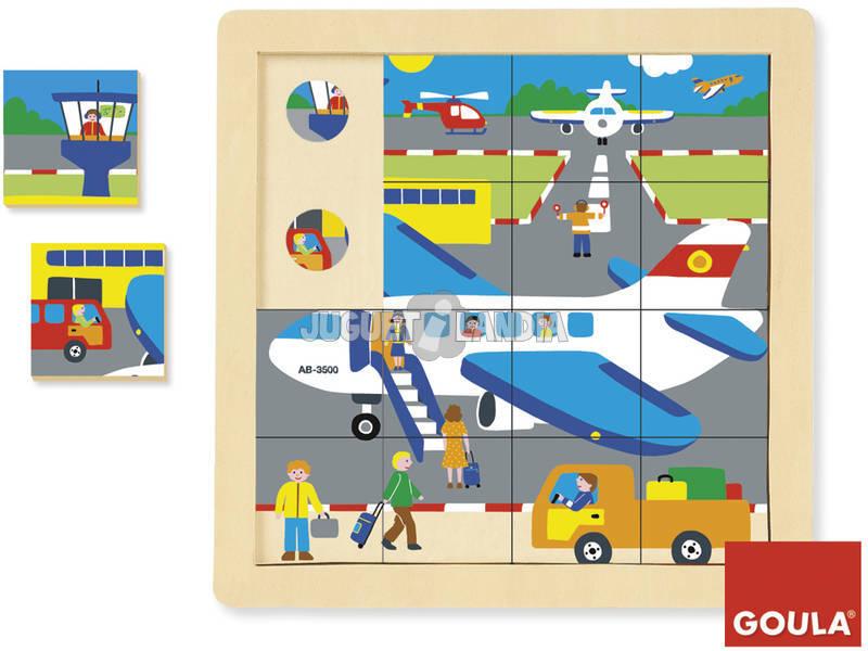 Puzzle Aereo