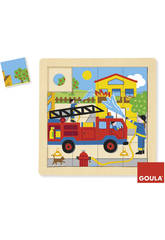 Puzzles pompiers