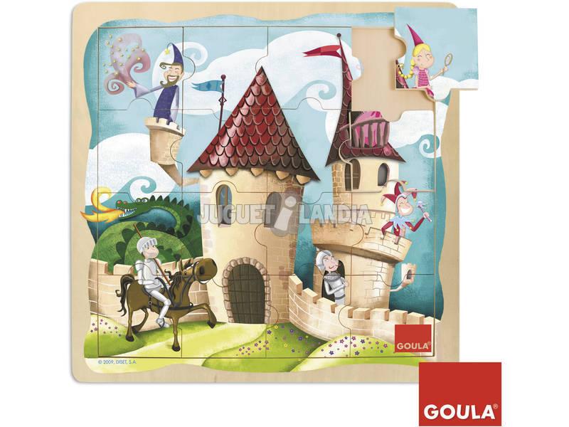 Puzzle Castelo 16 Peças