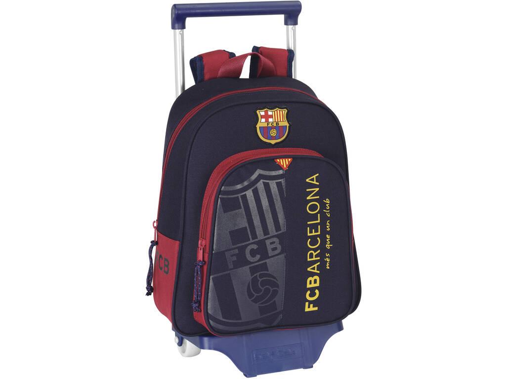 Mochila Infantil Rodas F.C. Barcelona