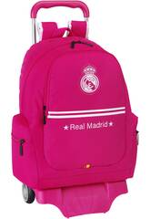 Zaino con trolley Real Madrid 2ª Equipaciòn