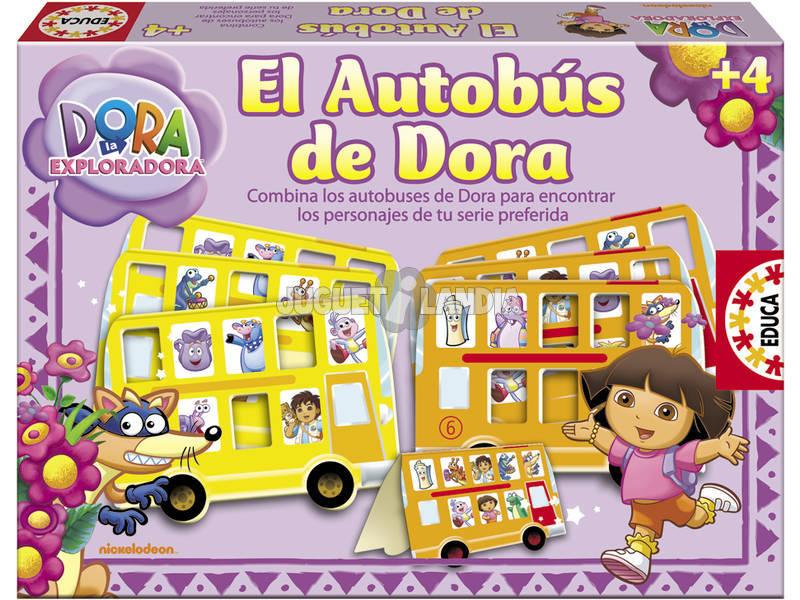 El autobus de Dora la Exploradora