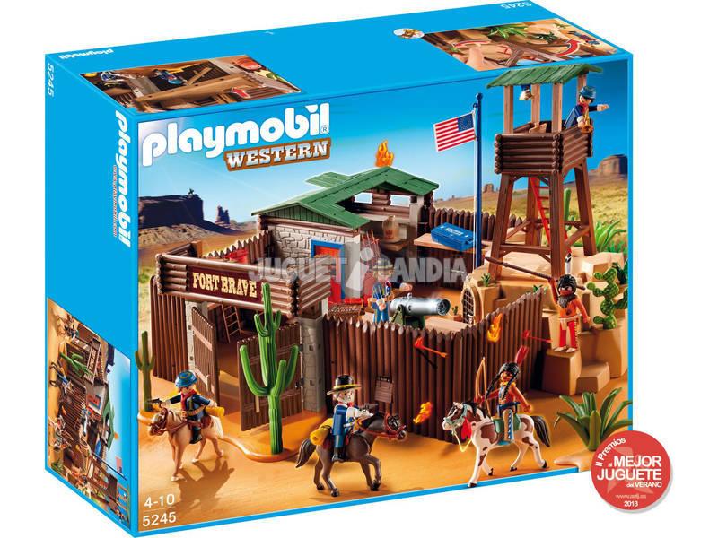 Playmobil Forte del West