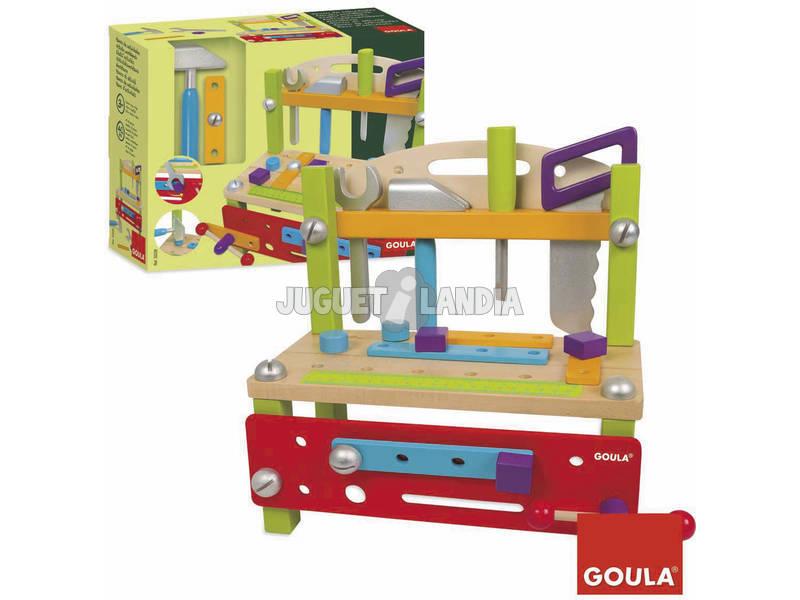 Banco de Carpinteiro de Brinquedo