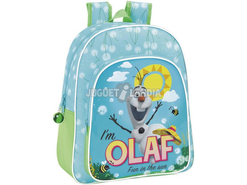 Mochila Junior Frozen Olaf