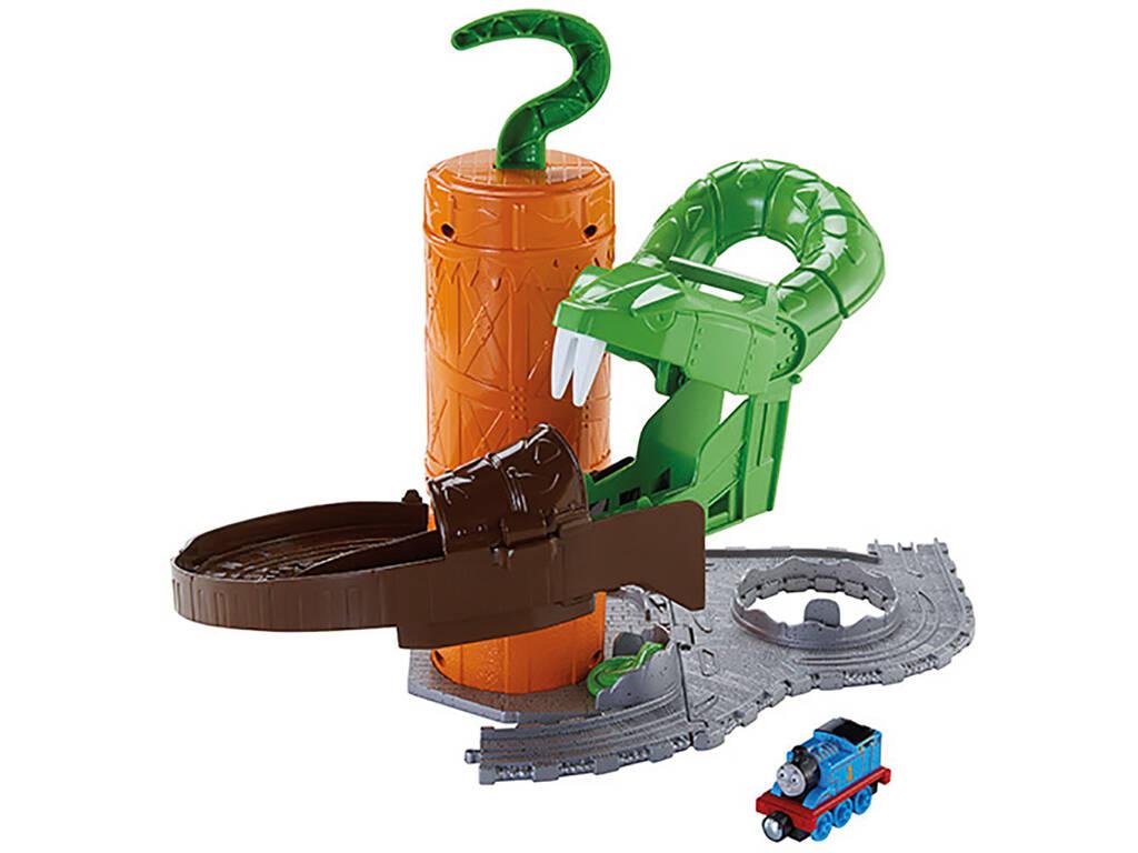 Thomas Circuito de la Serpiente Mattel CDM88