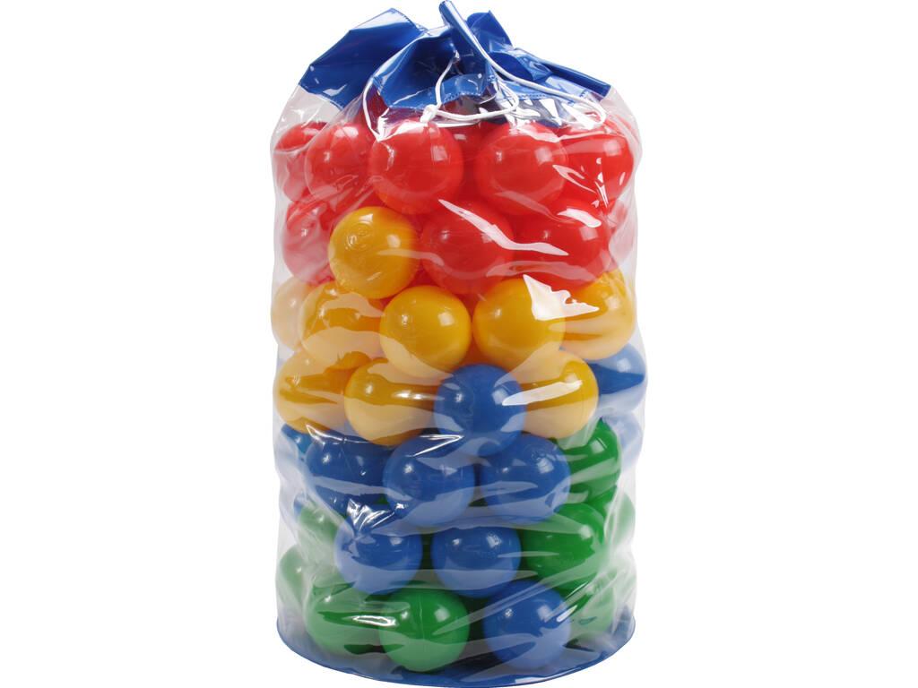 Bolsa 100 Bolas 7cm de Colores - Juguetilandia c26095e5f16bc
