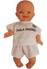 Muñeco 34 cm Gordi Niño Real Madrid Paola Reina 34016
