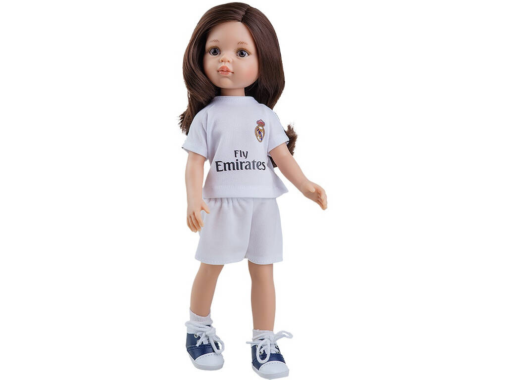 Muñeca 32 cm. Carol Amiga Real Madrid Paola Reina 04720