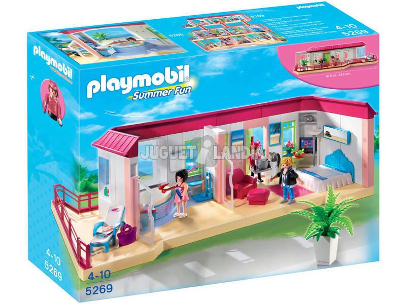 Playmobil suite de lujo