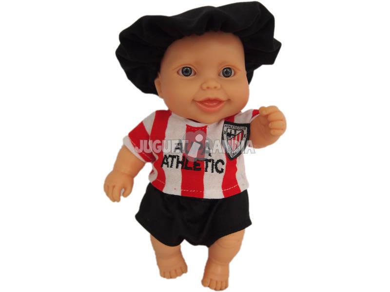 Boneco 21 cm Miúdos Athletic De Bilbao