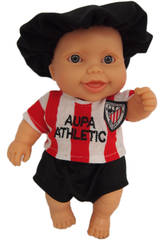Muñeco 21 cm Peques Athletic De Bilbao