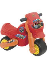 Moto Feber Blaze 18 Meses 49x62x34cm Famosa 800010702