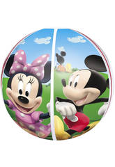 Pelota hinchable 51cm. Mickey Mouse Clubhouse
