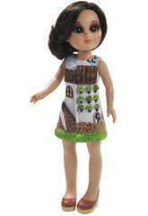 Bambola Patia 43 cm