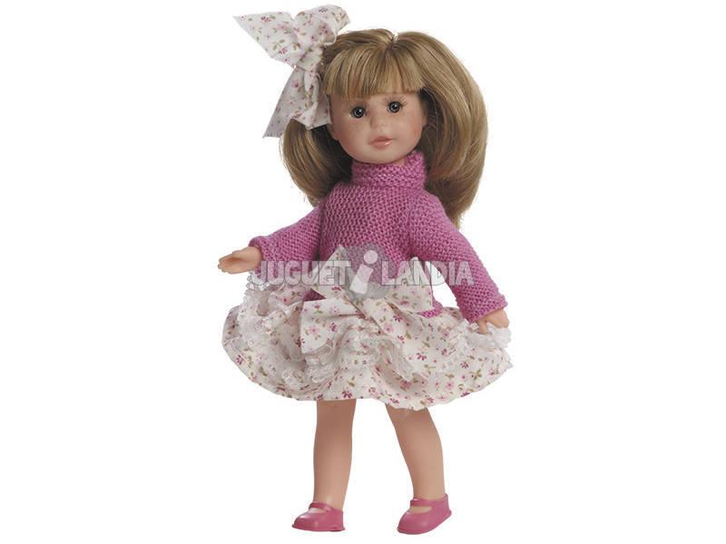 Boneca Irene Loura 22 cm Com Armário