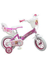 Vélo Pat Patrouille Fille 12