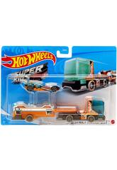 Hot Wheels Supercamiones de Juguete