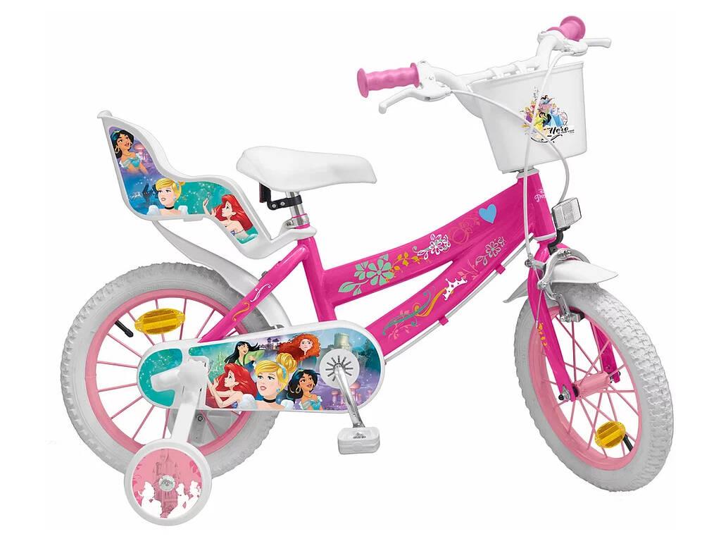 Bicicleta 14 Disney Princesas Toimsa 643