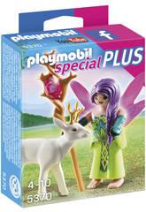 Playmobil Hada con Ciervo