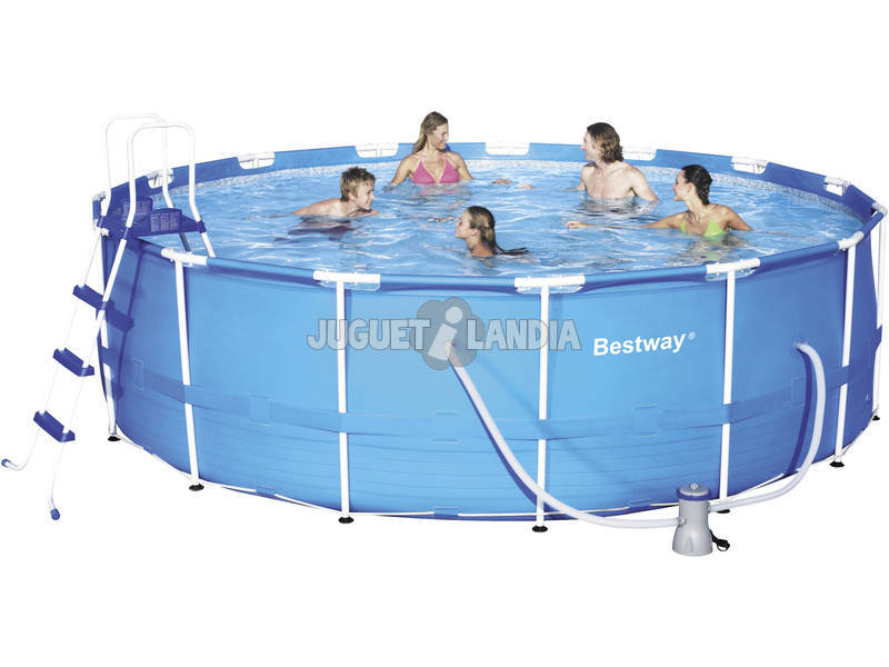 piscina desmontable 457x122