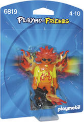 Playmobil Hombre Llama