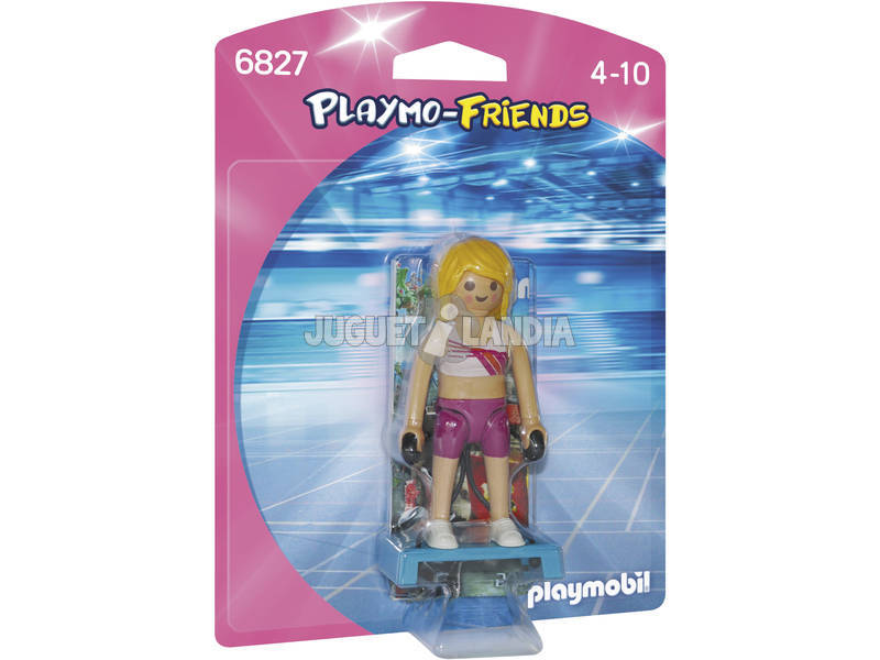 Playmobil Professora de Fitness