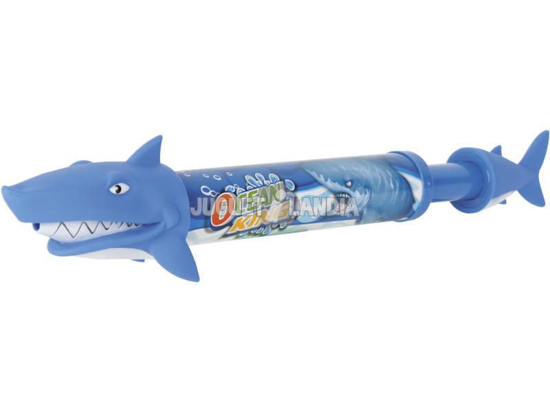 Lança Água Tubarão