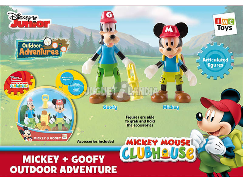 Mickey Mouse Figure Pack 2