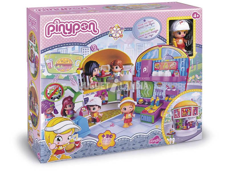 PinyPon Burger Famosa 700012063