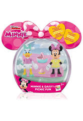 Mickey Mouse Minnie y Daisy Picnic Divertido
