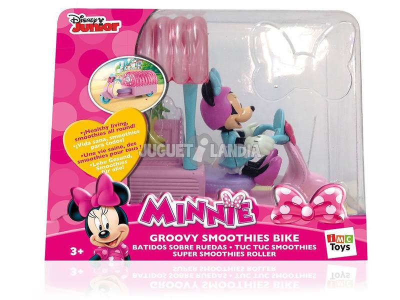 Minnie Batidos Sobre Ruedas