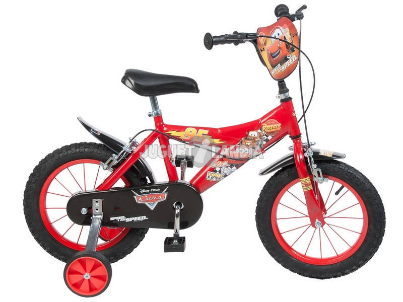 Bicicleta Cars 14