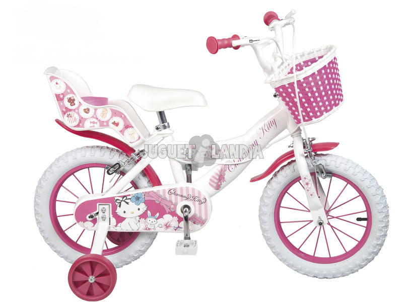 Bicicleta Charmmy Kitty 14