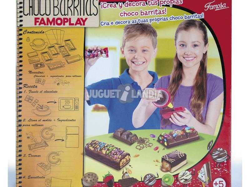 Chocobarritas famoplay