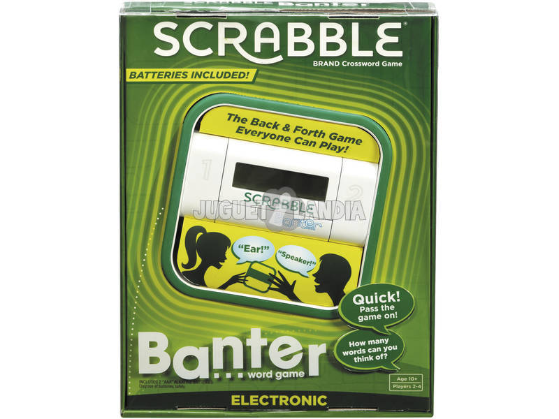 Scrabble Interactif