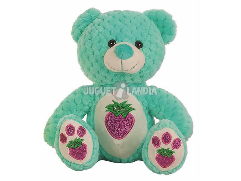 Urso de Brinquedo Macio Fruti 28 cm. Llopis 10470