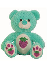 Peluche Ours Fruti 28 cm