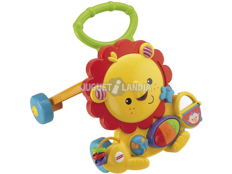 Fisher Price Lion Trotteur Musical