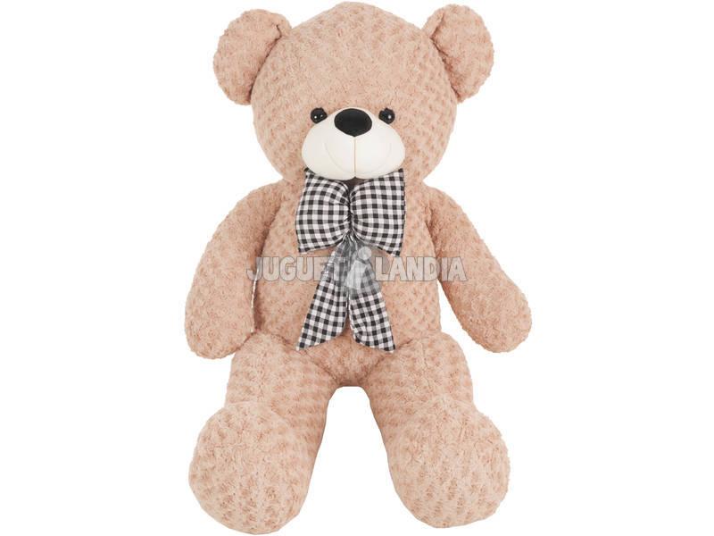 Peluche Urso Pelo Riçado 130 cm Llopis 10479