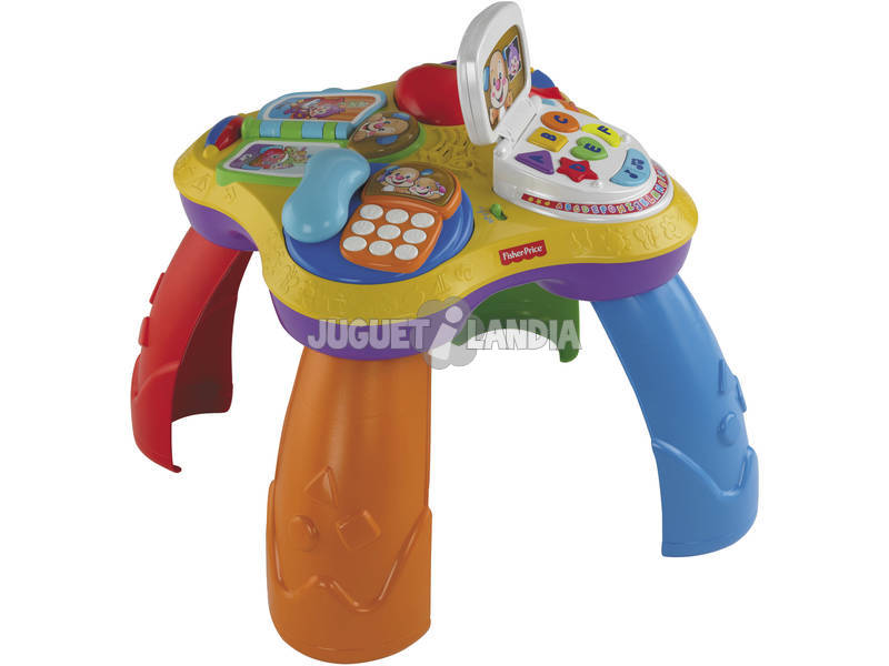 Fisher Price Table apprentissage chiot