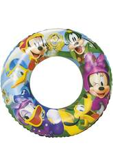 Flotador hinchable 56 cm. Mickey Mouse Clubhouse