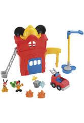 Parque de bomberos de Mickey
