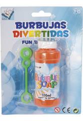 Burbujas Divertidas 100 ml.